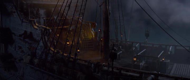 ������ ���������� ���� 4: �� �������� ������� - (Pirates of the Caribbean 4: On Stranger Tides)