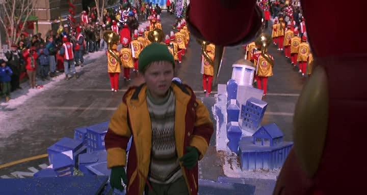 Подарок на Рождество - Jingle All the Way
