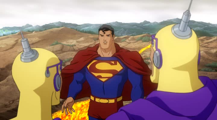 ���������� �������� - (All-Star Superman)