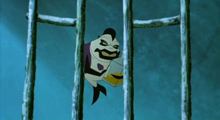 Помогите! Я рыба - Hjaelp, jeg er en fisk