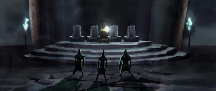 ������� � ����� - (The Legend of Mor'Du)