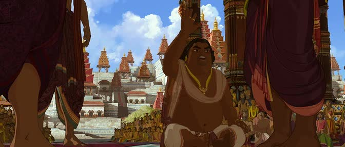 ������� - (Arjun: The Warrior Prince)
