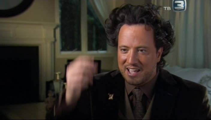 History Channel: ������� �������. ������������ � ������� - (History Channel: Ancient Aliens)