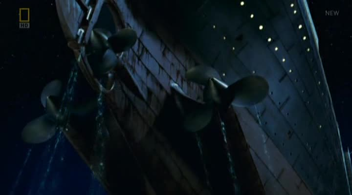 National Geographic: �������: �������������� ����� � �������� ��������� - (Titanic: The Final Word with James Cameron)