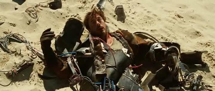 ���������: ���������� - Iron Man