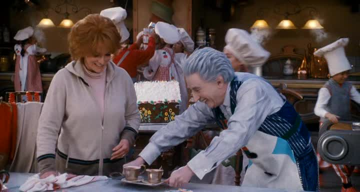 ����� ����� 3: ������ ������ - Santa Clause 3: Escape Clause