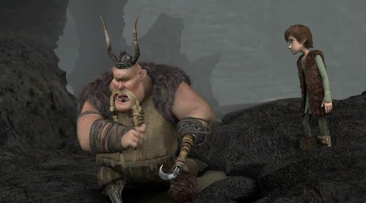 ������� � ��������� - Legend of the Boneknapper Dragon