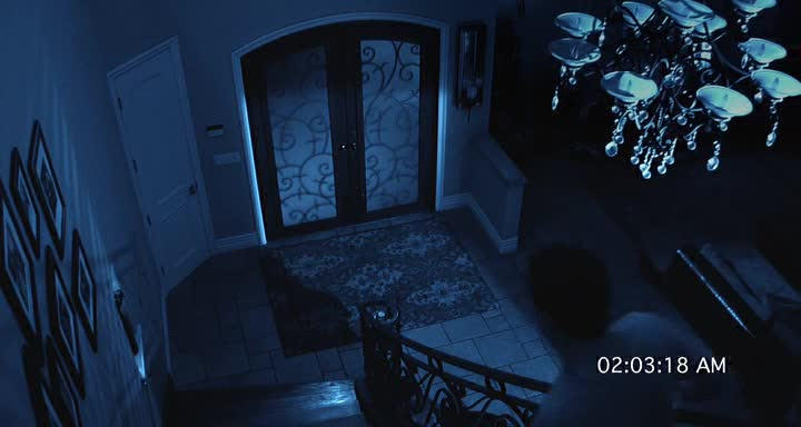 30 ����� ��������������� ������� � ��������� �������� � ����������� ������� - 30 Nights of Paranormal Activity with the Devil Inside the Girl with the Dragon Tattoo