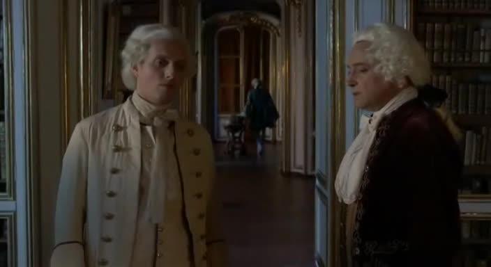 ������� XV: ������ ������ - Louis XV, le soleil noir