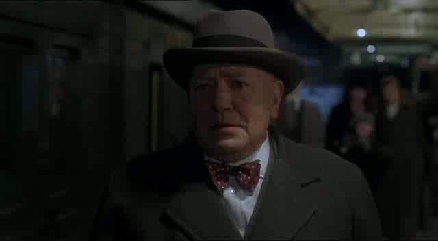Черчилль - The Gathering Storm