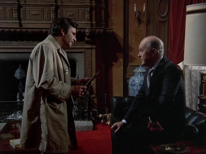 Коломбо: Смерть протягивает руку - Columbo: Death Lends a Hand