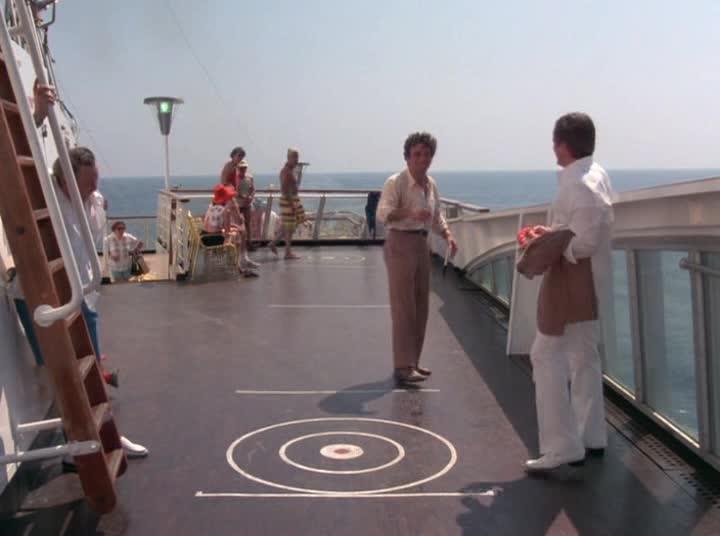 Коломбо: Смерть в океане - Columbo: Troubled Waters