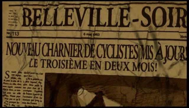 Трио из Бельвилля - Triplettes de Belleville, Les