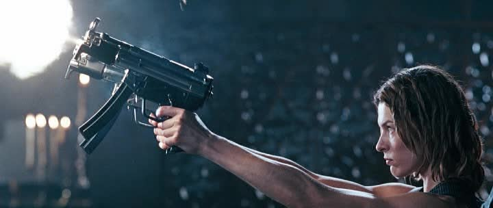 Обитель зла 2: Апокалипсис - Resident Evil: Apocalypse