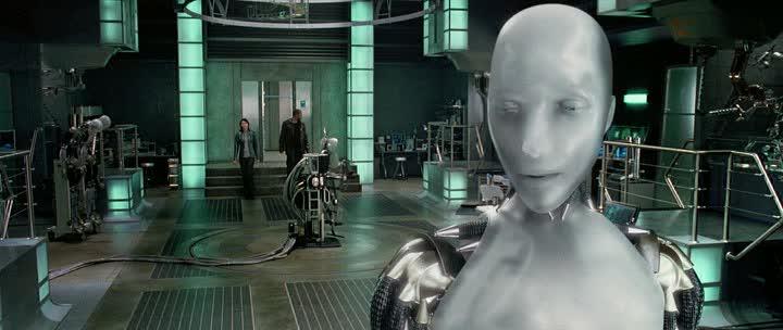 Я, робот - I, Robot