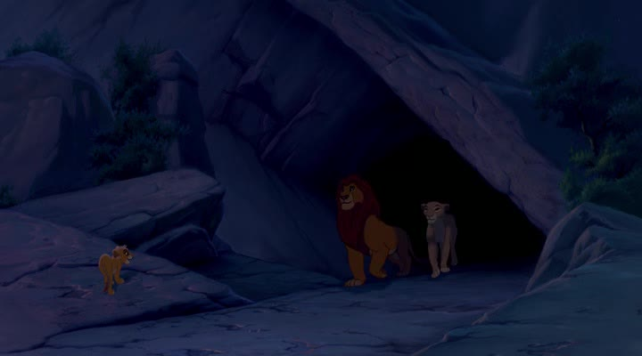 ������ ��� - The Lion King