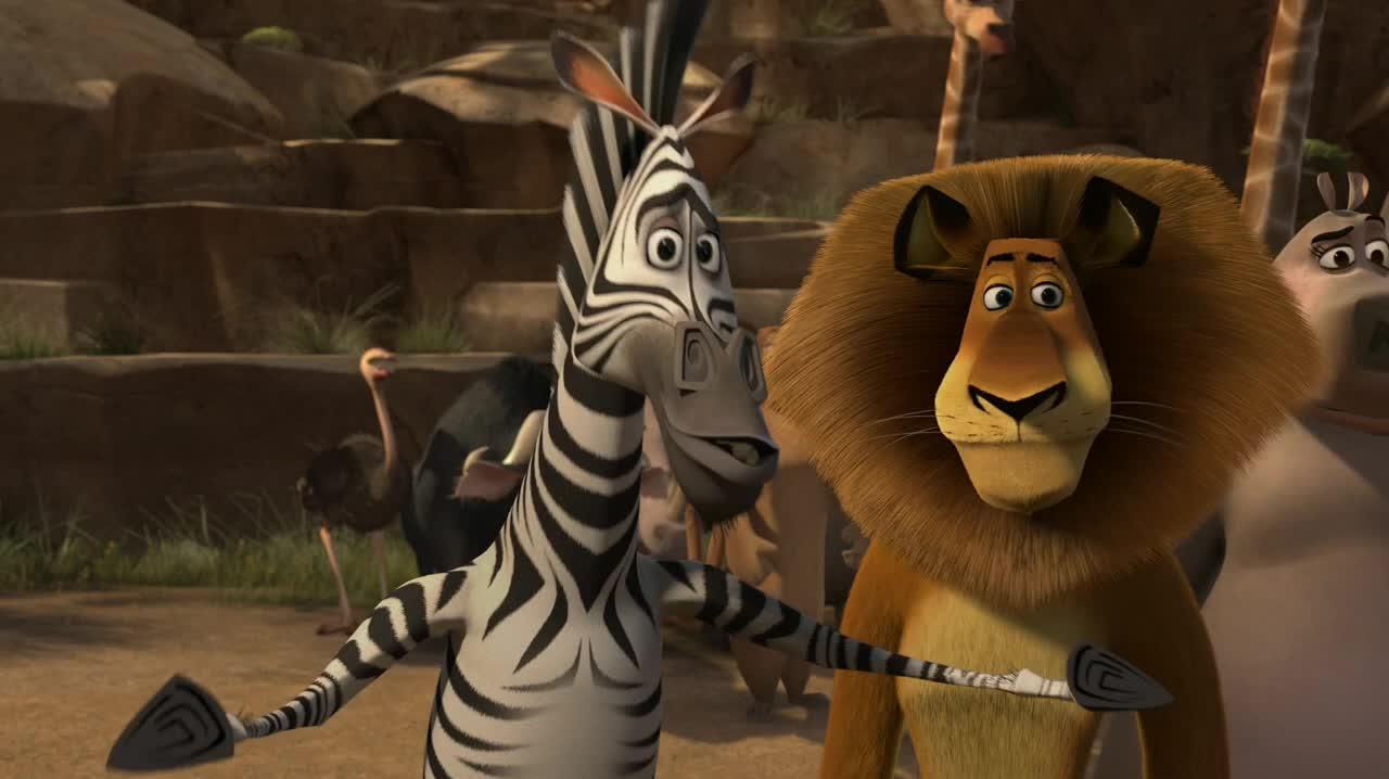 �������� ���������� - Madly Madagascar