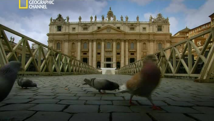 National Geographic: ���� ��������: ���� � ������� - Pope Francis- Road To The Vatican