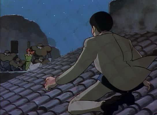 Люпен III: Близнецы сумерек - Rupan sansei: Towairaito Jemini no himitsu
