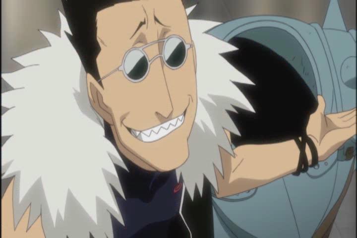Стальной алхимик OVA - Fullmetal Alchemist OVA