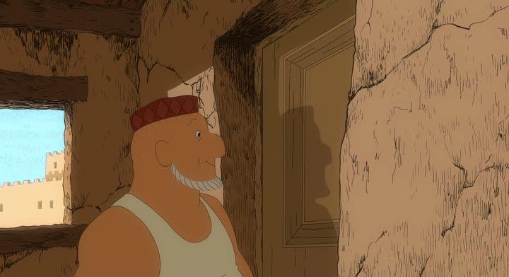 ��� ������� - The Rabbi's Cat