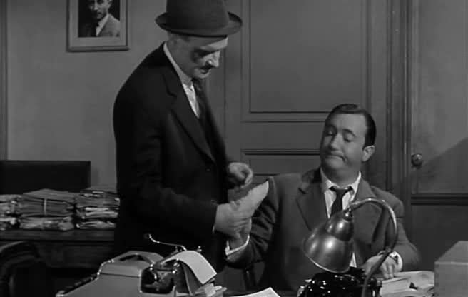 Мегрэ и гангстеры - Maigret voit rouge