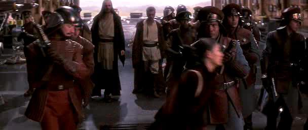 Звездные войны: Буря в стакане - Star Wars: Storm in the Glass