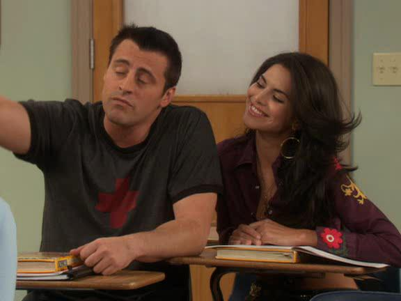 Джоуи. Сезон 2 - Joey. Season II