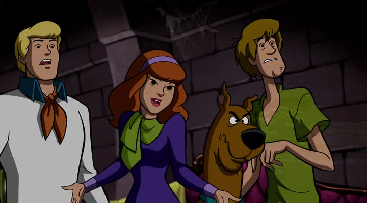 �����-��! ������ ����� - Scooby-Doo! Stage Fright