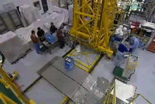 ���������� �������: ������������� ����������� ������� - Building The Biggest: International Space Station