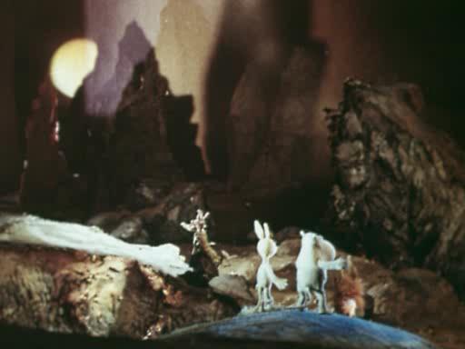 Муми-тролль и комета: Путь домой - Mumi-troll i kometa: Put domoy
