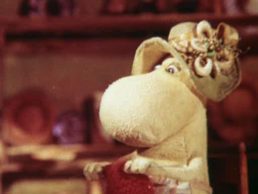 Детский кинотеатр: Муми-Тролль и комета - Mumi-troll i kometa