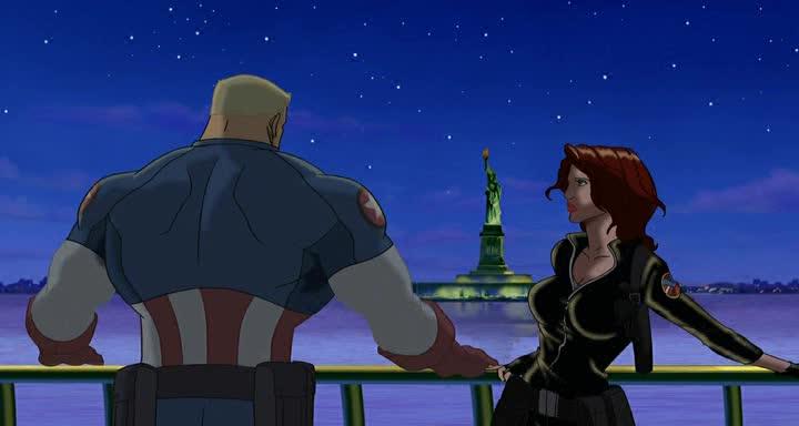 Новые Мстители - Ultimate Avengers II