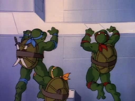 Черепашки мутанты ниндзя. Сезон 1 - Teenage Mutant Ninja Turtles. Season I