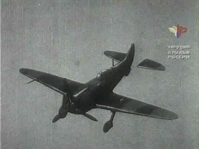 Советский истребитель ЛА-5 ФН. Модель для склеивания - Istrebiteli