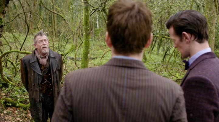 ���� ������� - The Day of the Doctor