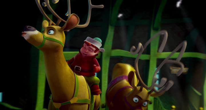 ������ ����� - Saving Santa