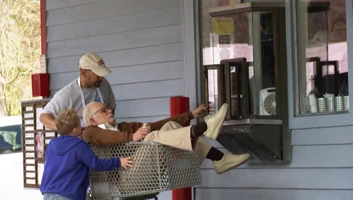 Несносный дед - Jackass Presents- Bad Grandpa