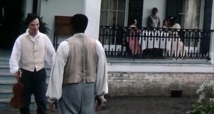 12 лет рабства - 12 Years a Slave