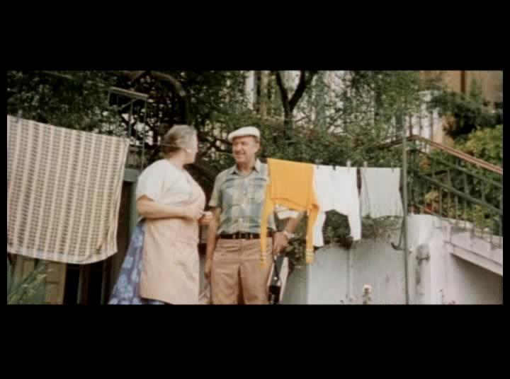 Возвращение резидента - Vozvrashcheniye rezidenta