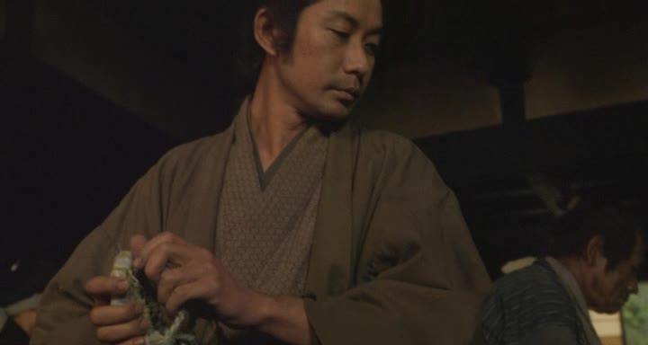 Скрытый клинок - Kakushi ken oni no tsume