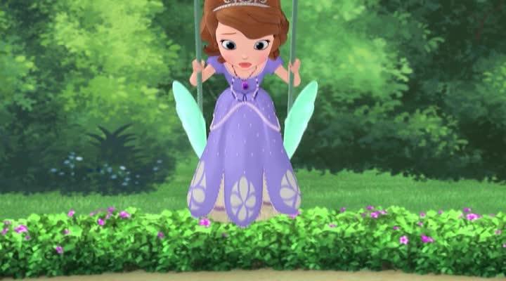 ����� ����������: ������� ��������� - Sofia the First- Once Upon a Princess