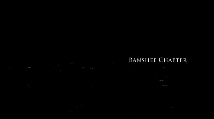 Секретный эксперимент - The Banshee Chapter