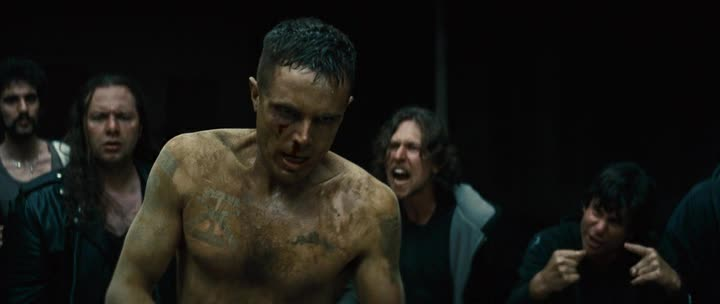 �� ����� - Out of the Furnace