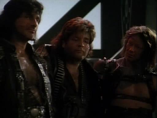 Звездный путь: Следующее поколение. Сезон 3 - Star Trek: The Next Generation. Season III