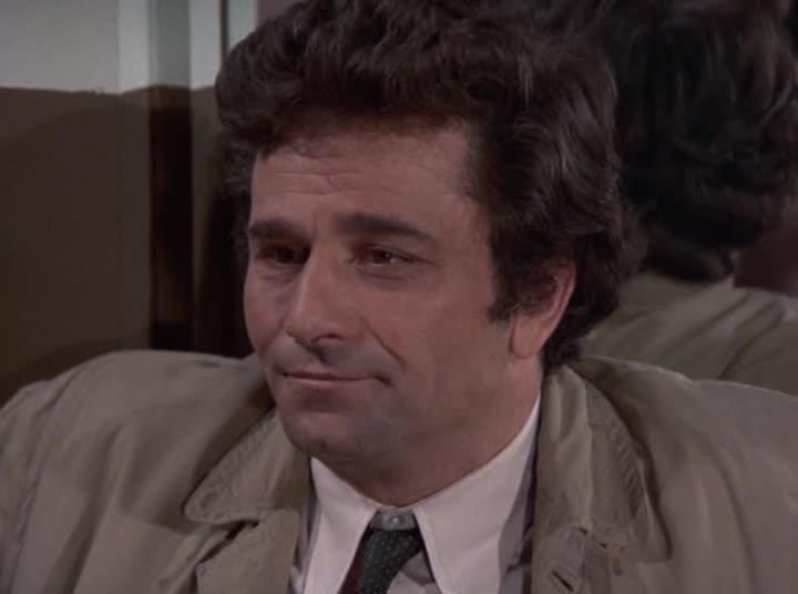 �������: ���� � ������ - Columbo: Etude in Black