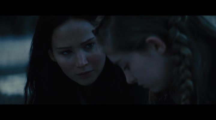 Голодные игры: И вспыхнет пламя - The Hunger Games- Catching Fire