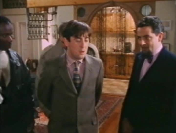 Бернард и джинн - Bernard and the Genie