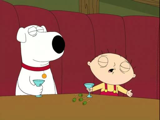 Стьюи Гриффин: Нерассказанная история - Family Guy Presents: Stewie Griffin