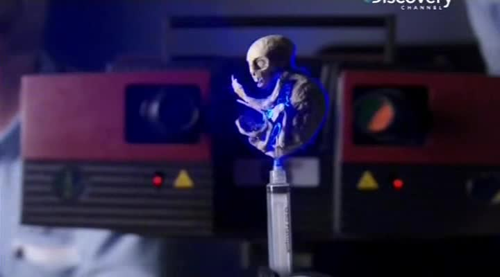 Discovery: ����� ���������� - Discovery- Aliens mummies